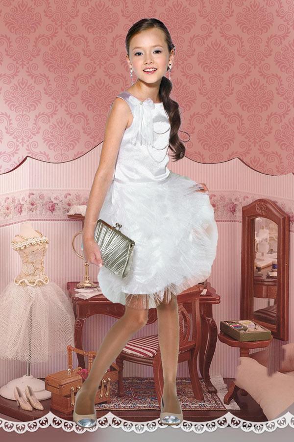 Красивые платья для девочек томск